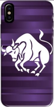 Taurus - Sign of the zodiac Hoesje voor Iphone X / Iphone XS