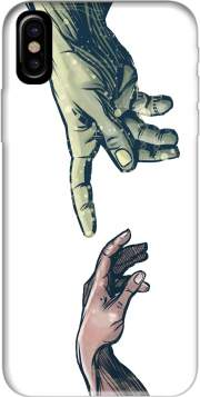The Creation of Dr. Banner Hoesje voor Iphone X / Iphone XS