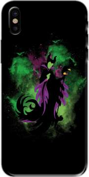 The Malefica Hoesje voor Iphone X / Iphone XS