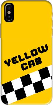 Yellow Cab Hoesje voor Iphone X / Iphone XS