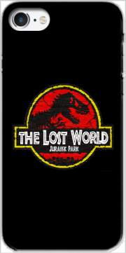 Jurassic park Lost World TREX Dinosaure Iphone 7 / Iphone 8 hoesje