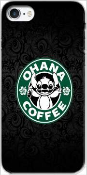 Ohana Coffee Iphone 7 / Iphone 8 hoesje