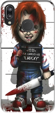 Chucky The doll that kills Huawei P20 Lite hoesje