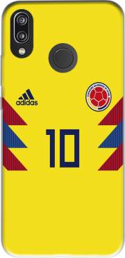 Colombia World Cup Russia 2018 Huawei P20 Lite hoesje