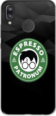 Espresso Patronum inspired by harry potter Huawei P20 Lite hoesje