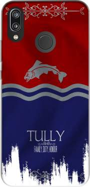 Flag House Tully Huawei P20 Lite hoesje