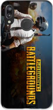 playerunknown s battlegrounds PUBG  Huawei P20 Lite hoesje
