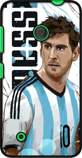 ... Football Legends: Lionel Messi World Cup 2014 voor Nokia Lumia 530