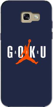 Air Goku Parodie Air jordan Samsung Galaxy A5 2017 hoesje