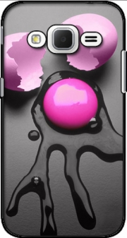 Samsung galaxy core prime hoesjes met food design pink egg samsung galaxy core prime hoesje thecheapjerseys Gallery