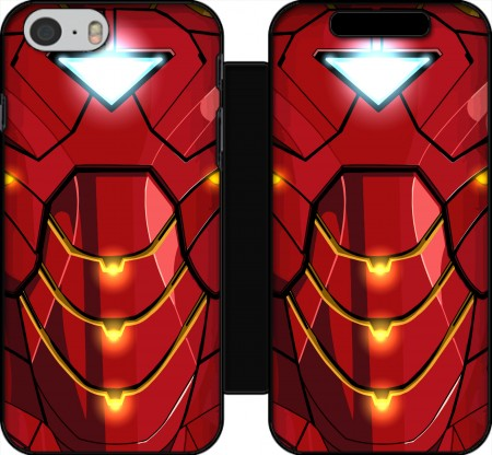 Book Cover Hoesje Armour V2 voor Iphone 6 4.7