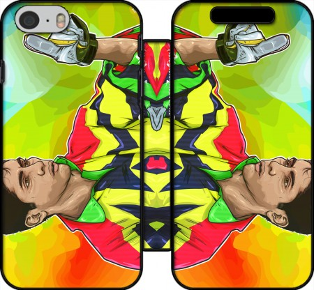 Book Cover Hoesje Brody Campos Mexico voor Iphone 6 4.7