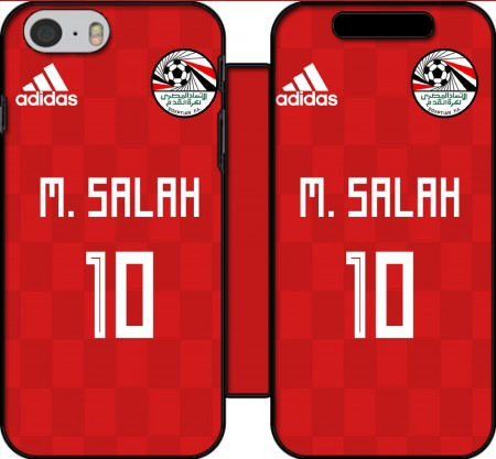 Book Cover Hoesje Egypt Russia World Cup 2018 voor Iphone 6 4.7