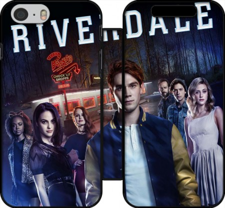 Book Cover Hoesje RiverDale Tribute Archie voor Iphone 6 4.7